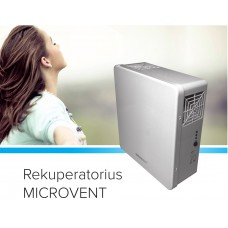 MICROVENT mini rekuperatorius
